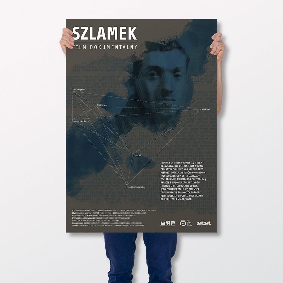 szlamek-film-dokumentalny-poster